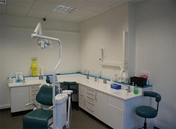 Berners Dental Practice in Ipswich
