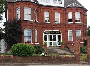 Bridge Guest House in Ipswich