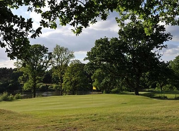 Ipswich Golf Club in Ipswich