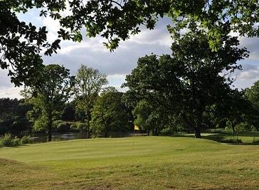 Ipswich Golf Club in Ipswich