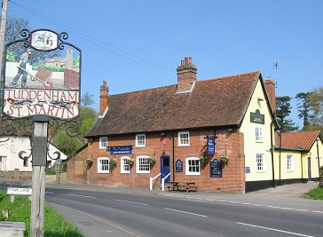 The Tuddenham Fountain