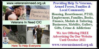 Veterans In Need C.I.C in Ipswich